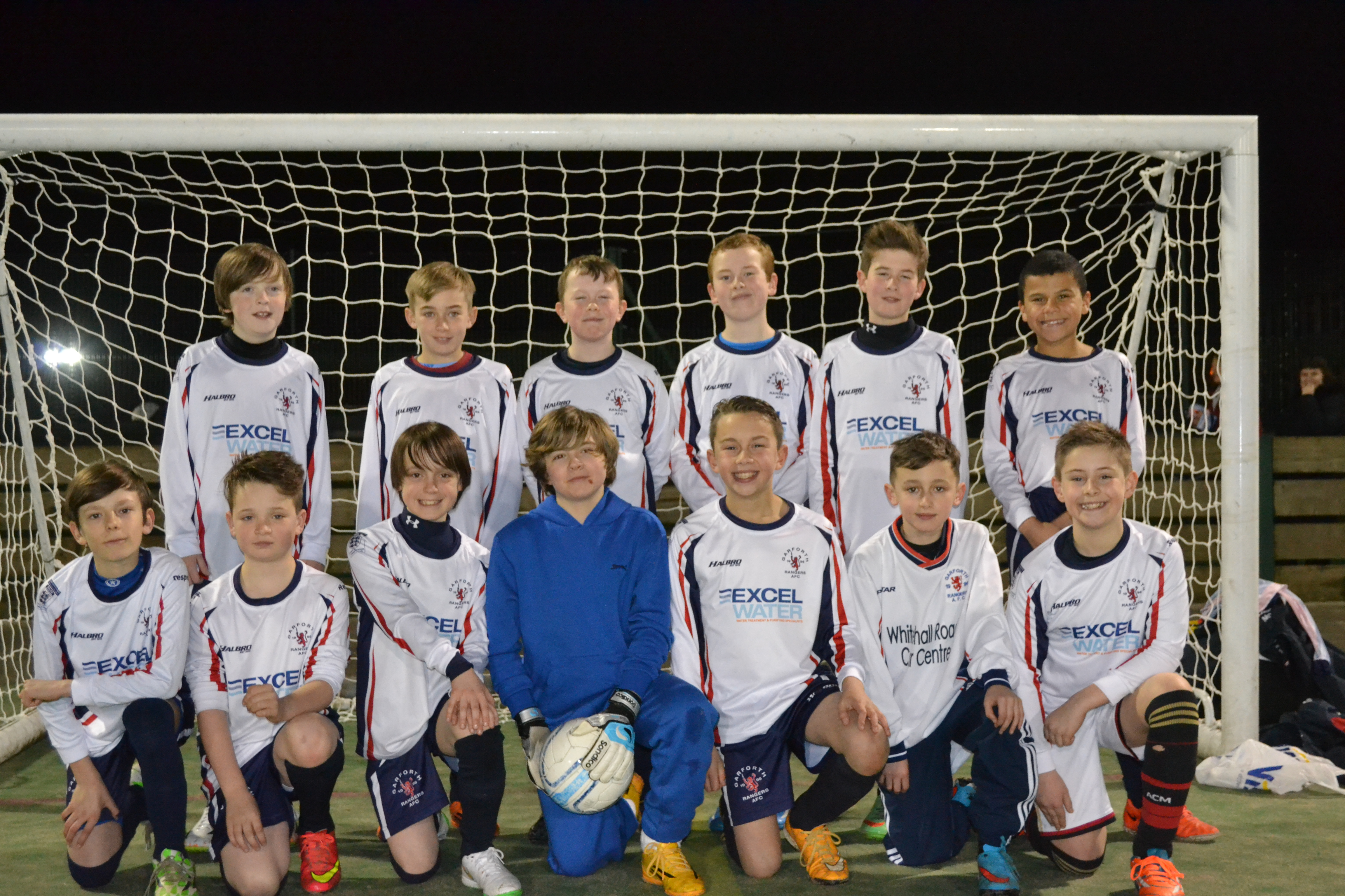 u11s selby